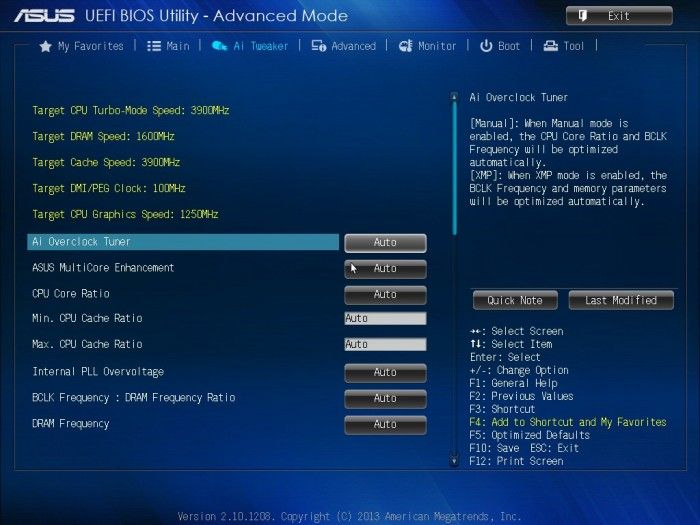 ASUS Z87-PRO BIOS2
