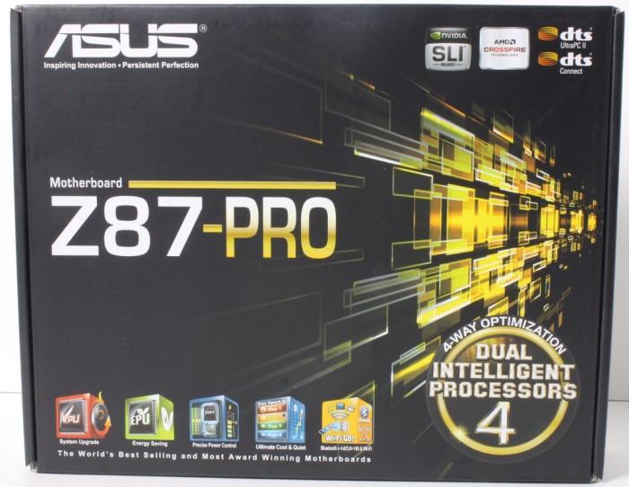 ASUS Z87-PRO1