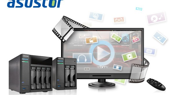 ASUSTOR Launches AS 3 Series NAS Featuring Powerful Multimedia Applicatio​ns