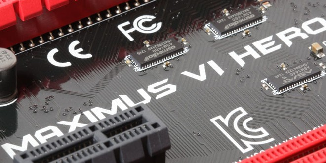 ASUS Maximus VI Hero Z87 Motherboard Review