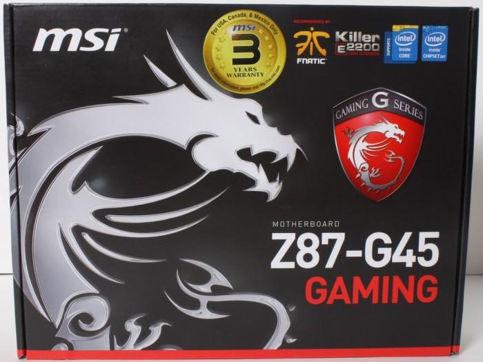 MSI Z87-G45 Gaming1