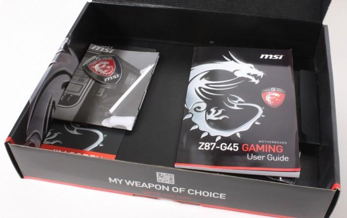MSI Z87-G45 Gaming4
