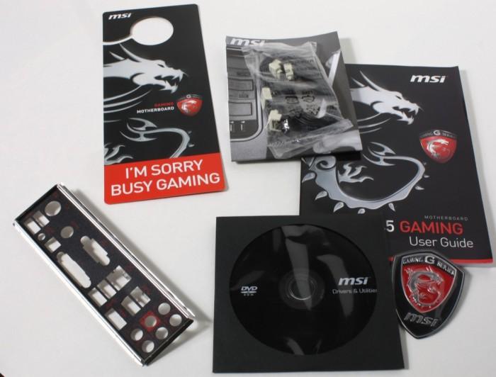 MSI Z87-G45 Gaming5