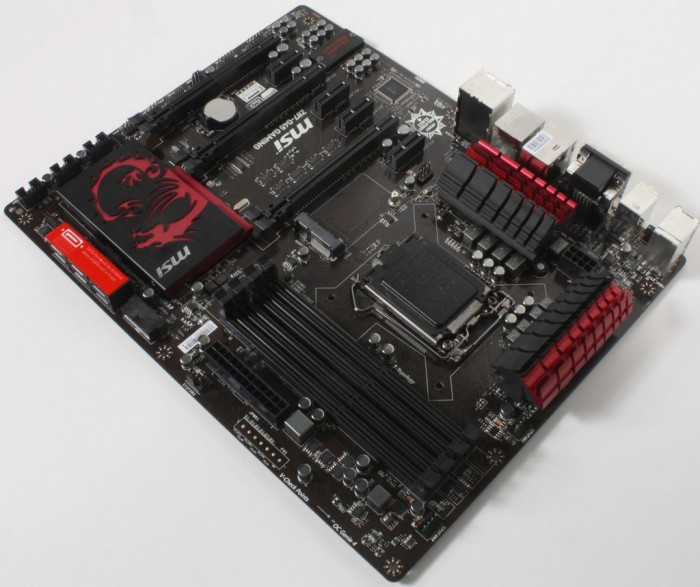MSI Z87-G45 Gaming9