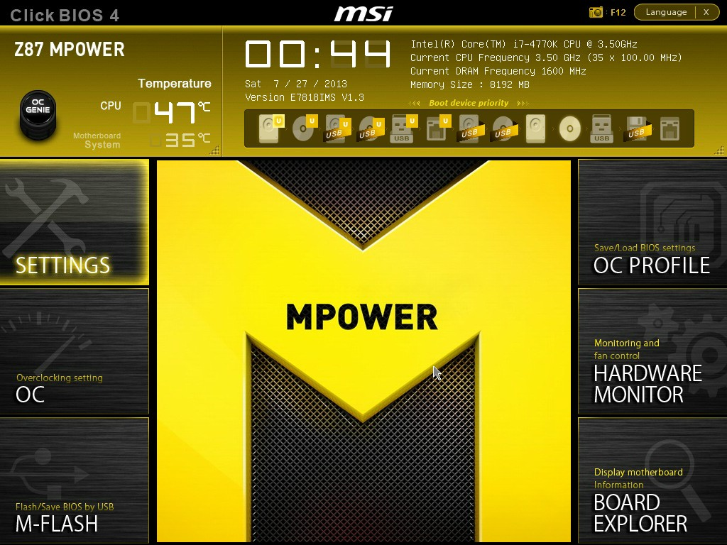 MSI Z87 Mpower Motherboard - Page 2 of 2 - Bjorn3D com