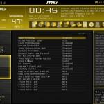 MSI Z87 MPOWER BIOS11