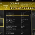 MSI Z87 MPOWER BIOS5