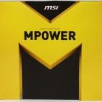 MSI Z87 MPOWER1
