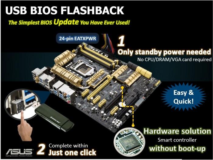 USB BIOS Flashback2