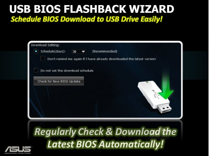 USB BIOS Flashback3