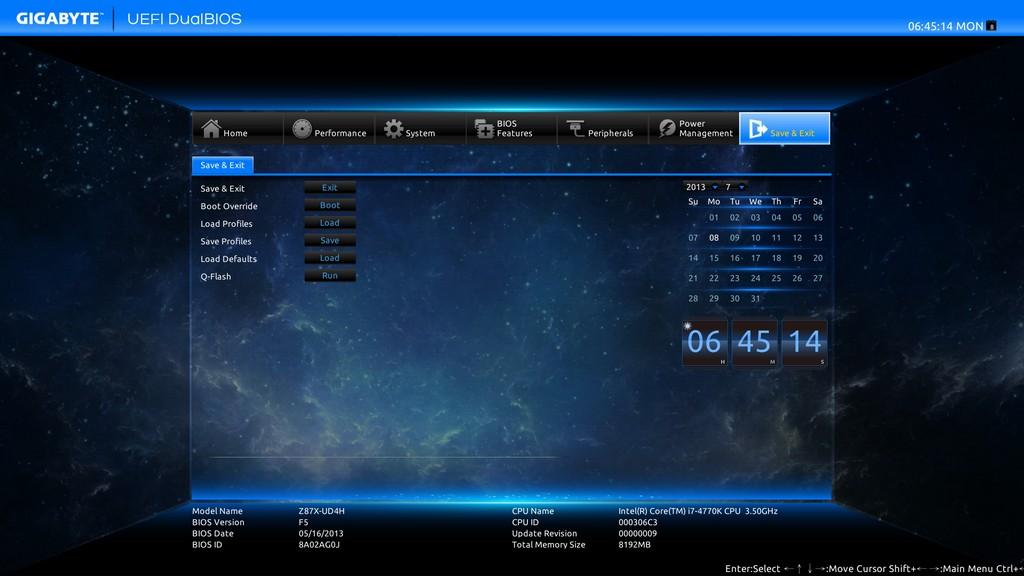 Gigabyte Z87X-UD4H Motherboard - Page 3 of 5 - Bjorn3D com