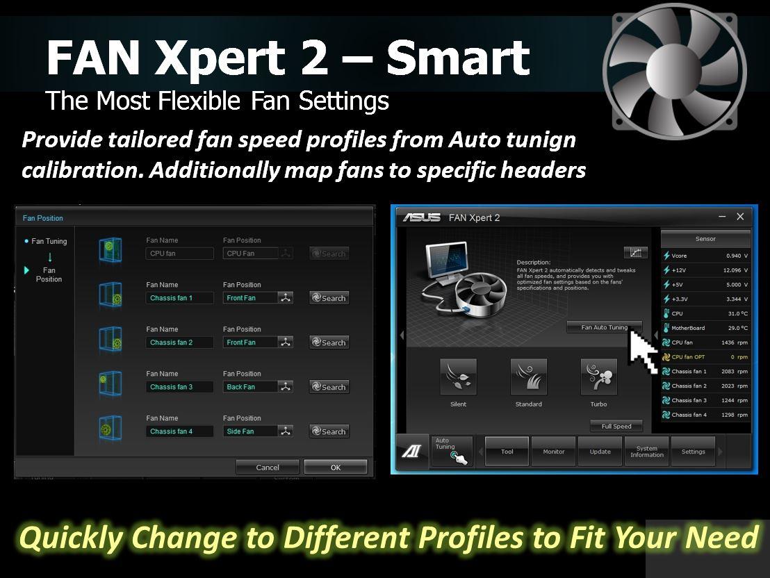 Asus Fan Xpert 2 V1 00 for Windows 10