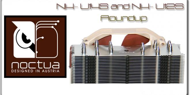 Noctua Heatsink Roundup