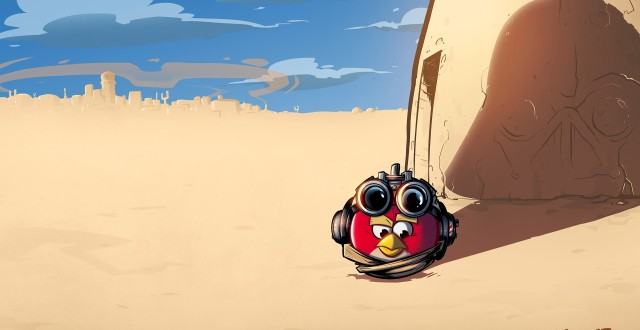 New Angry Birds Star Wars coming July 15