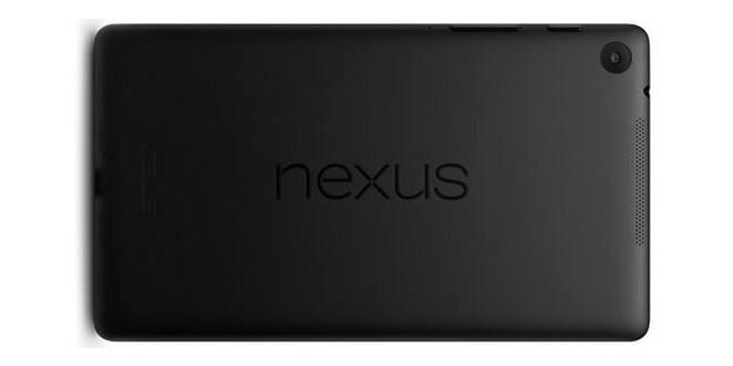 Google presents new Nexus 7