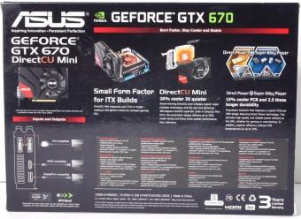 ASUS GTX 670 DCII Mini2