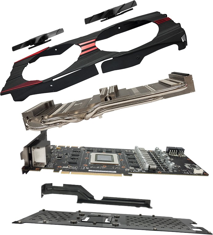 ASUS GTX 780 DCII technical5