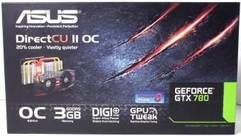 ASUS GTX 780 DCII1