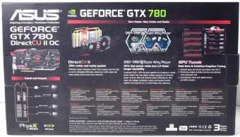 ASUS GTX 780 DCII2