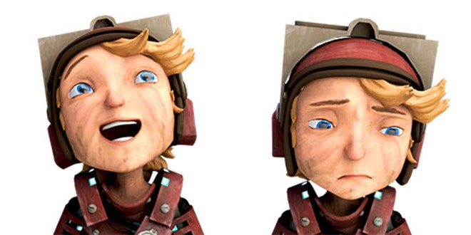 AMD and Mixamo Brings Face Plus that Revolutionize Character