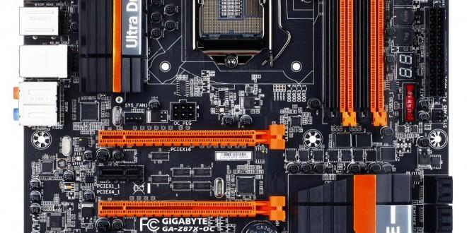 Gigabyte Z87X-OC Tech1