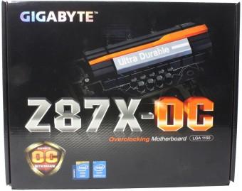 Gigabyte Z87X-OC3