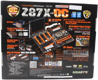 Gigabyte Z87X-OC4