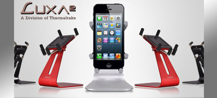 LUXA2 H1 Premium Mobile Holder