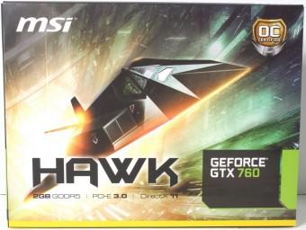MSI GTX 760 HAWK1