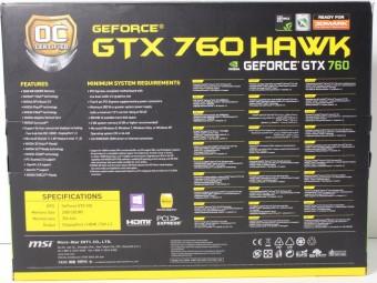 MSI GTX 760 HAWK2