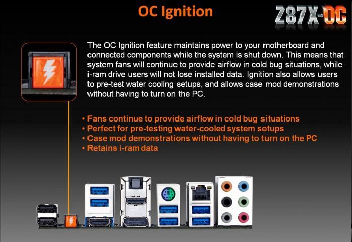 OC Ignition