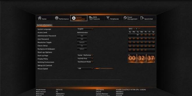 Z87X-OC BIOS10