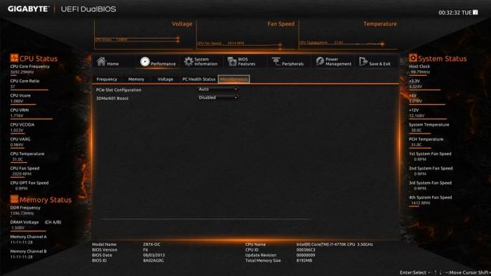 Z87X-OC BIOS9