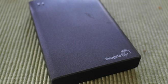 Seagate Wireless Plus External Storage