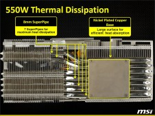 550W Thermal