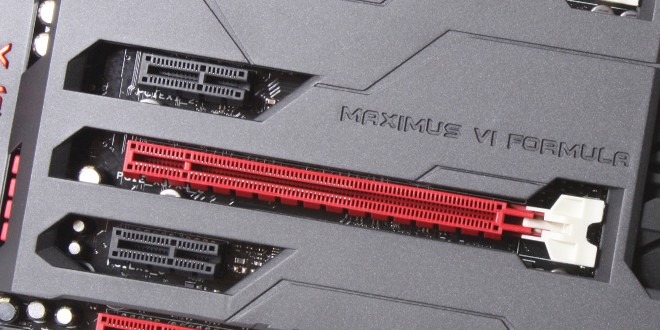 ASUS Maximus VI Formula Motherboard Review