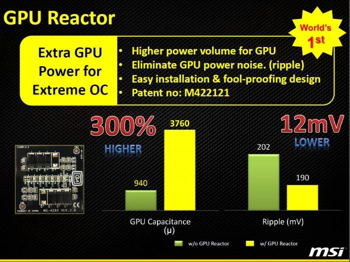 GPU Reactor