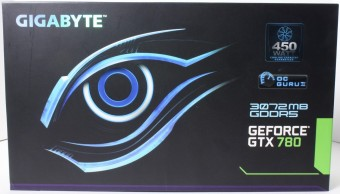 Gigabyte GTX 780 Windforce1