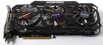 Gigabyte GTX 780 Windforce5