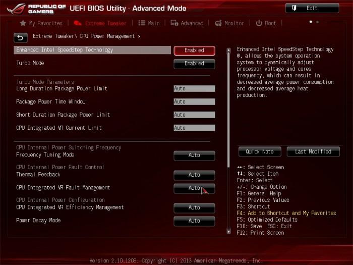 Maximus VI Impact BIOS11