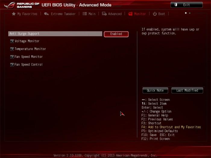 Maximus VI Impact BIOS18
