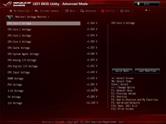 Maximus VI Impact BIOS19