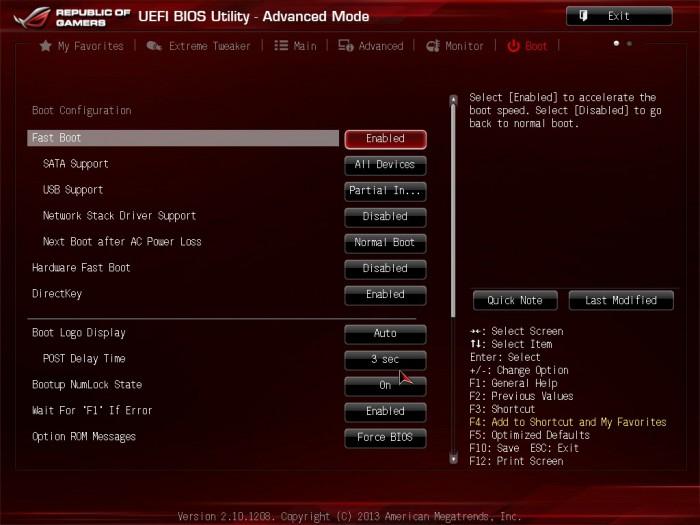 Maximus VI Impact BIOS23