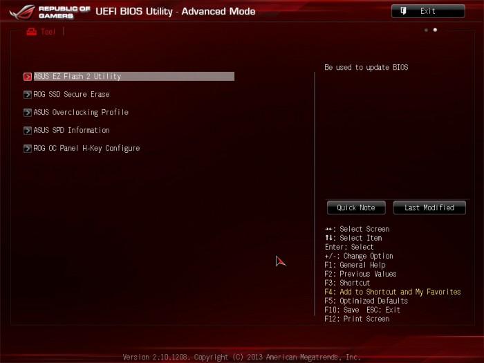 Maximus VI Impact BIOS24