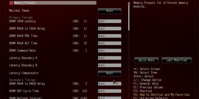 Maximus VI Impact BIOS6