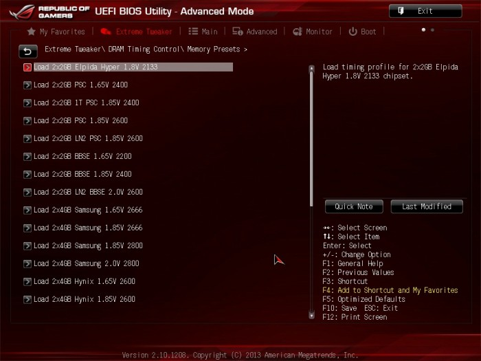 Maximus VI Impact BIOS7