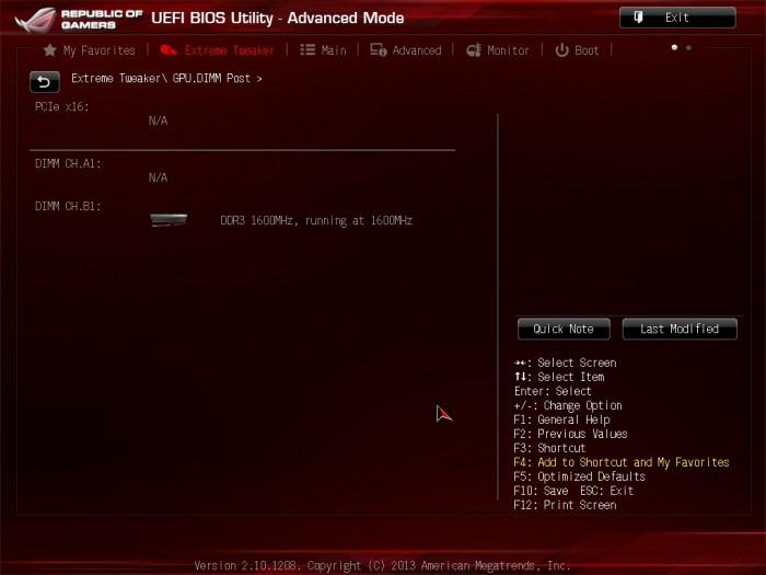 Maximus VI Impact BIOS8