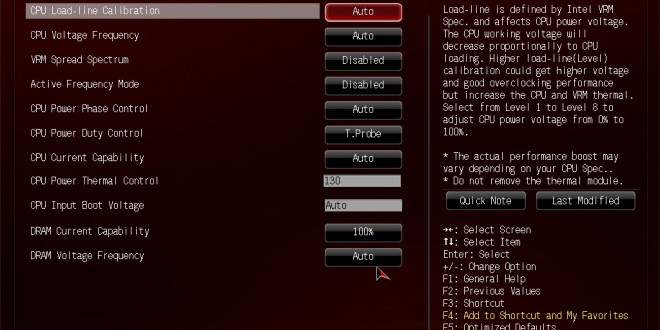 Maximus VI Impact BIOS9