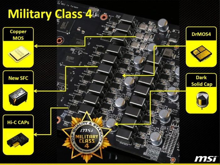 Military Class 4