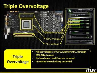 Triple Over Voltage